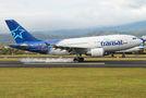 Air Transat Airbus A310 C-GTSY at San Jose - Juan Santamaría Intl airport
