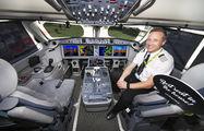 YL-CSG - Air Baltic Bombardier CS300 aircraft