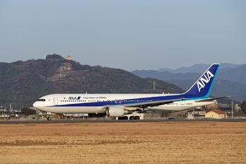 JA607A - ANA - All Nippon Airways Boeing 767-300
