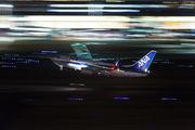 JA05AN - ANA - All Nippon Airways Boeing 737-700 aircraft