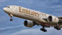 A6-EPI - Emirates Airlines Boeing 777-300ER aircraft