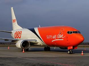 OO-TNN - TNT Boeing 737-400F