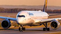 D-AIXF - Lufthansa Airbus A350-900 aircraft