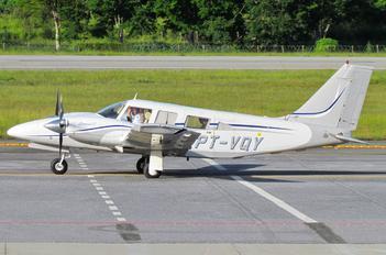 PT-VQY - Private Embraer EMB-810D Seneca III