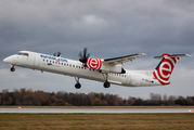 SP-EQL - LOT - Polish Airlines de Havilland Canada DHC-8-400Q / Bombardier Q400 aircraft
