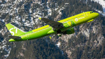 VP-BCS - S7 Airlines Airbus A320 aircraft