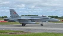 J-5014 - Switzerland - Air Force McDonnell Douglas F/A-18C Hornet aircraft