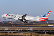 N821AN - American Airlines Boeing 787-8 Dreamliner aircraft