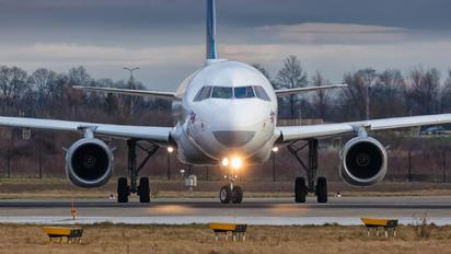 D-AGWC - Eurowings Airbus A319