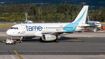HC-CGT - TAME Airbus A319