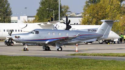 SP-EMA - Private Pilatus PC-12