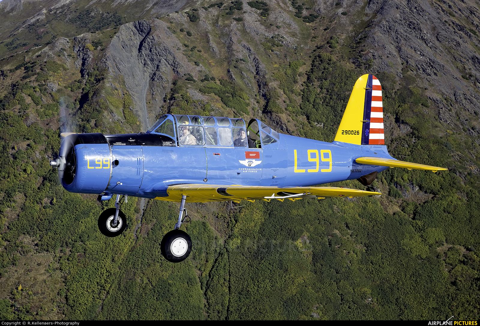 N63282 aircraft at In Flight - Alaska