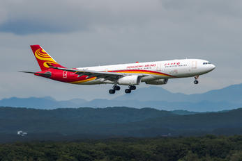 B-LNT - Hong Kong Airlines Airbus A330-300