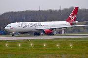 G-VGEM - Virgin Atlantic Airbus A330-300 aircraft