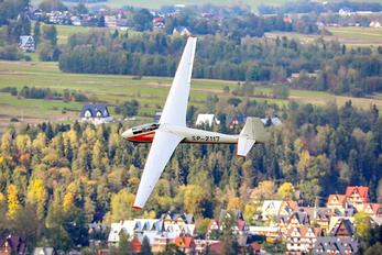 SP-2117 - Aeroklub Nowy Targ PZL SZD-22 Mucha
