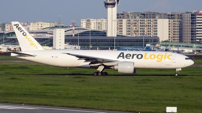 D-AALI - AeroLogic Boeing 777F