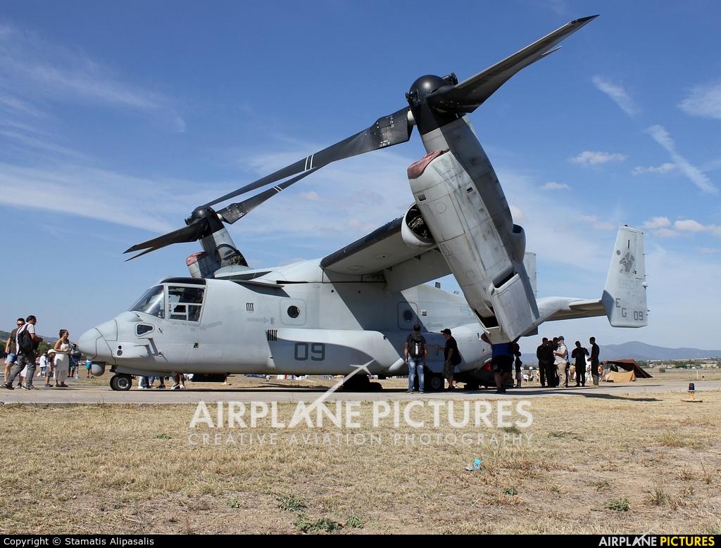 USA - Marine Corps 168607 aircraft at Tanagra