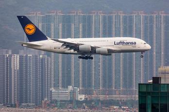 D-AIME - Lufthansa Airbus A380