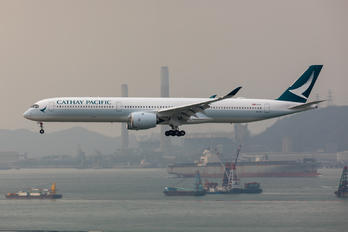B-LXB - Cathay Pacific Airbus A350-1000