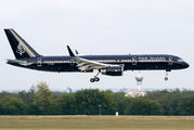 TCS Expeditions Boeing 757 visited Budapest title=