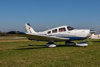D-ENUP - Private Piper PA-28 Archer