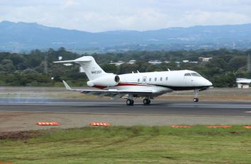 N402EF - Private Bombardier BD-100 Challenger 300 series