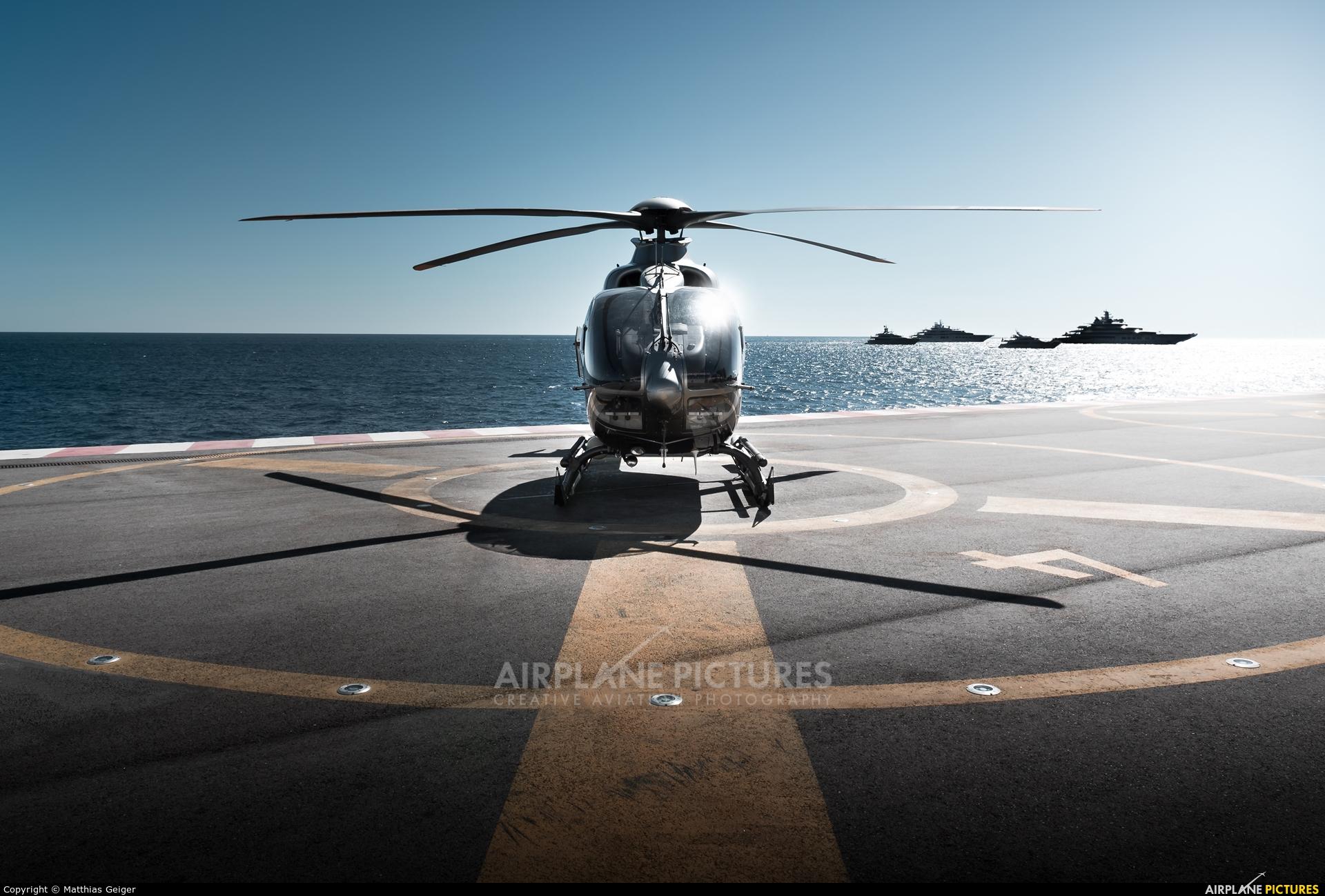 Private 3A-MAF aircraft at Monaco