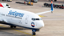 TC-SEO - SunExpress Boeing 737-800 aircraft