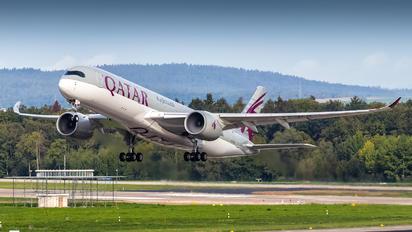 A7-ALD - Qatar Airways Airbus A350-900