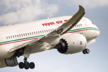 CN-RGS - Royal Air Maroc Boeing 787-8 Dreamliner