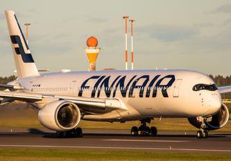 OH-LWF - Finnair Airbus A350-900