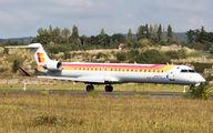 EC-JZU - Air Nostrum - Iberia Regional Canadair CL-600 CRJ-900 aircraft