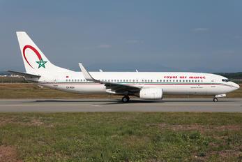 CN-ROH - Royal Air Maroc Boeing 737-800