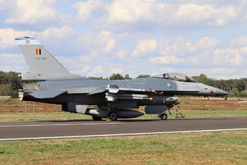 FA-104 - Belgium - Air Force General Dynamics F-16AM Fighting Falcon