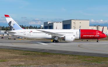 G-CKWN - Norwegian Air UK Boeing 787-9 Dreamliner