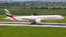 A6-EPH - Emirates Airlines Boeing 777-300ER aircraft