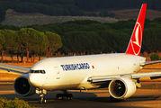 TC-LJL - Turkish Cargo Boeing 777F aircraft