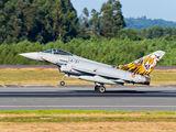C.16-73 - Spain - Air Force Eurofighter Typhoon aircraft