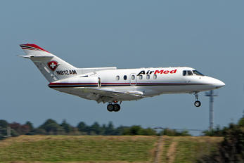 N812AM - AirMed British Aerospace BAe 125