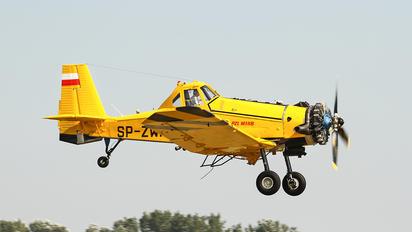 SP-ZWK - Private PZL M-18 Dromader
