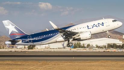 CC-BFU - LAN Airlines Airbus A320