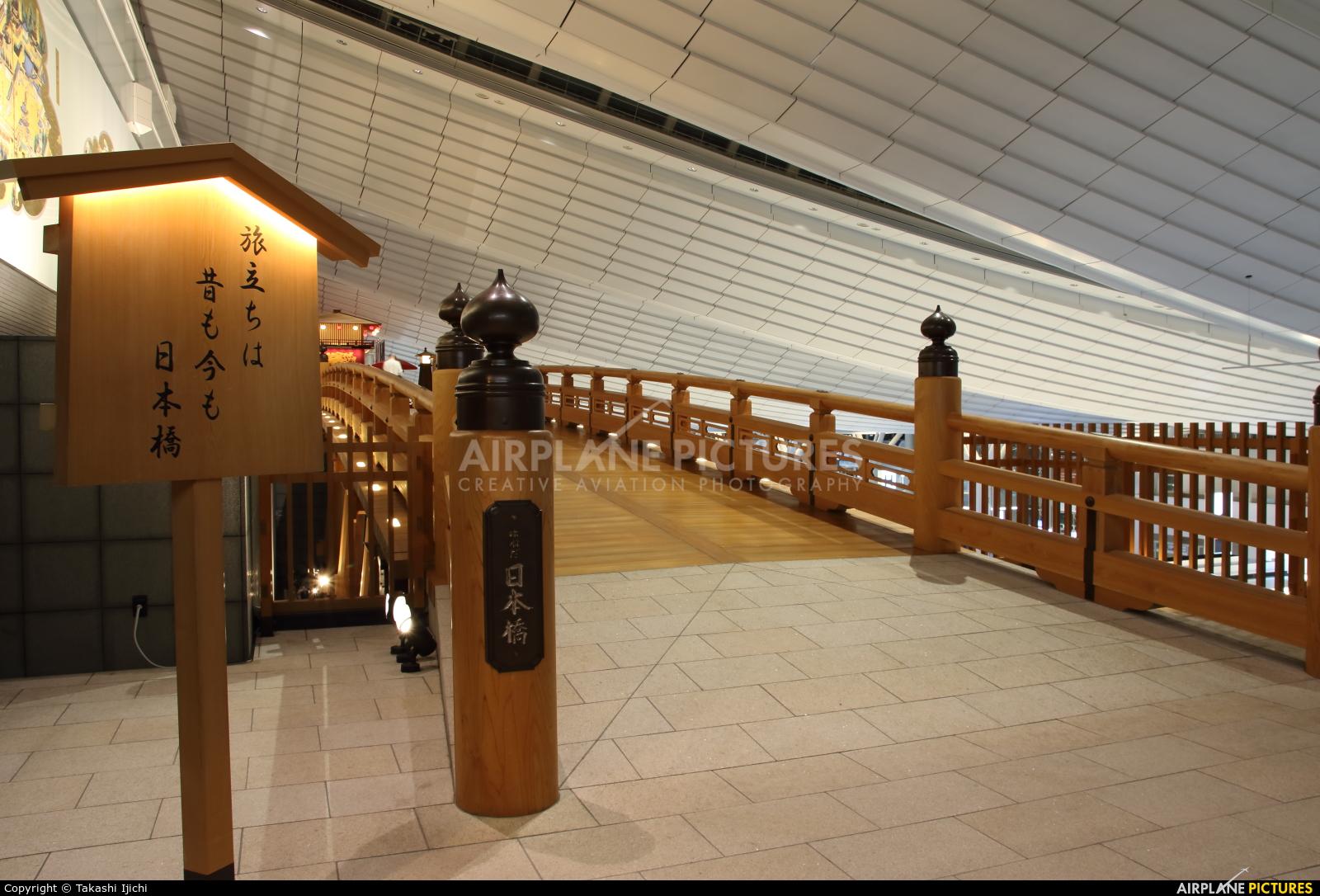 - Airport Overview - aircraft at Tokyo - Haneda Intl