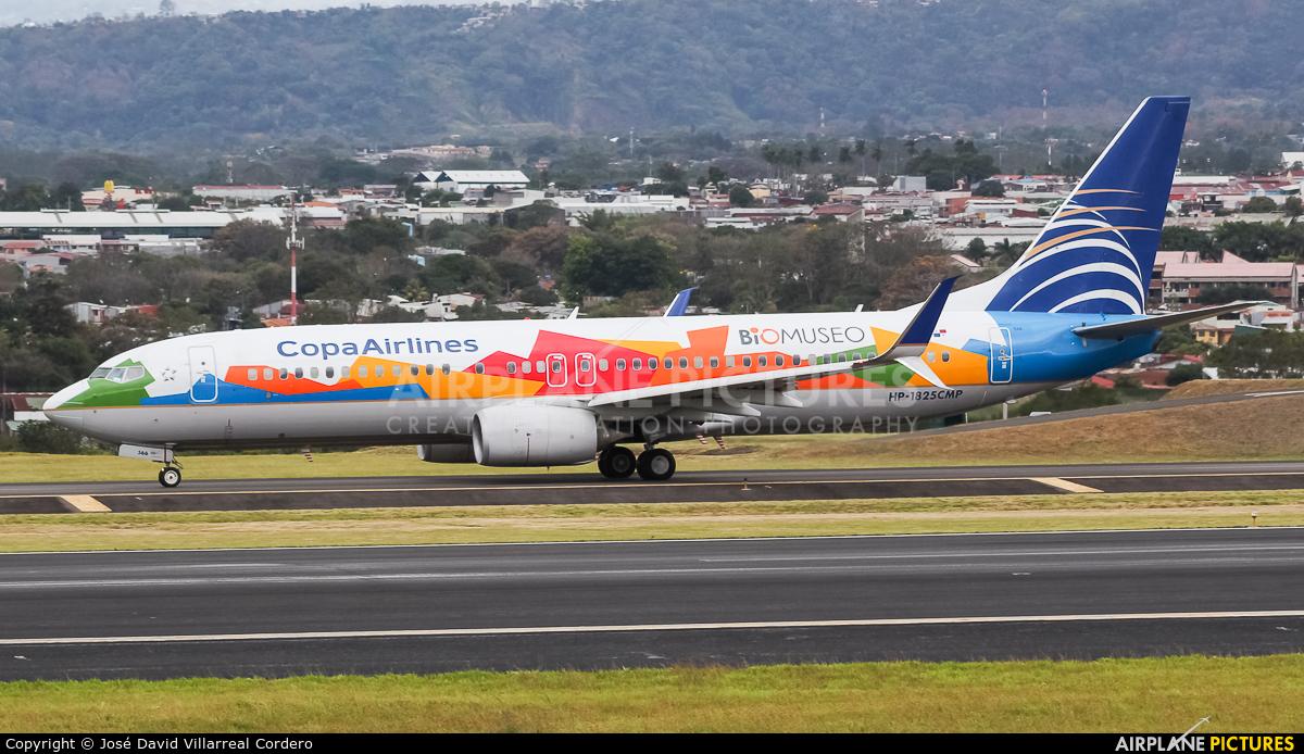 Copa Airlines HP-1528CMP aircraft at San Jose - Juan Santamaría Intl