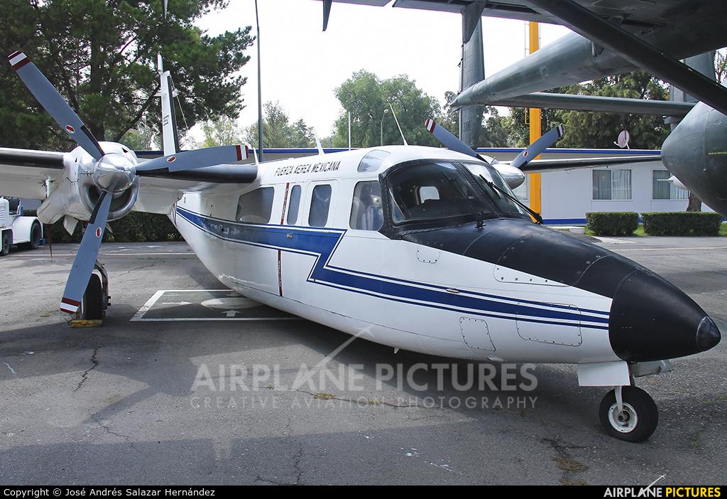 Mexico - Air Force 3932 aircraft at Santa Lucia AB