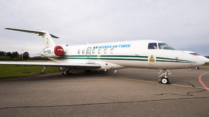 5N-FGX - Nigeria - Air Force Hawker Beechcraft 4000 Horizon