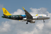Special scheme on Royal Brunei Airbus A320neo title=