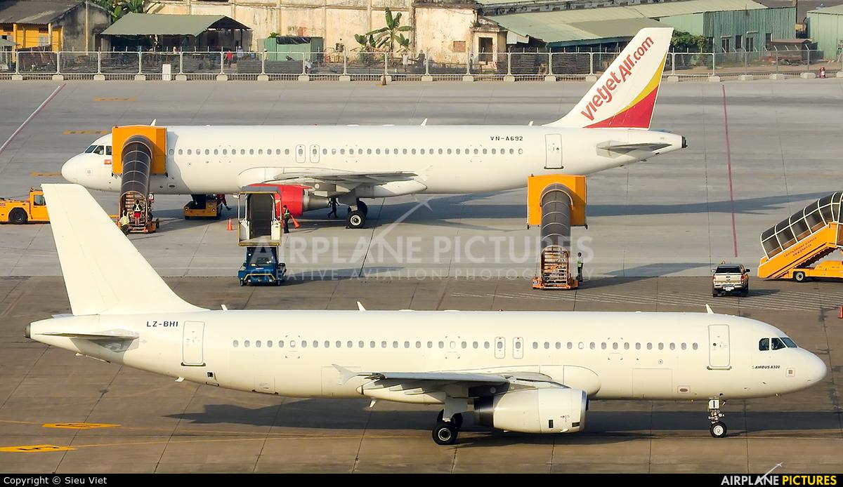 Balkan Holidays Air LZ-BHI aircraft at Ho Chi Minh City - Tan Son Nhat Intl