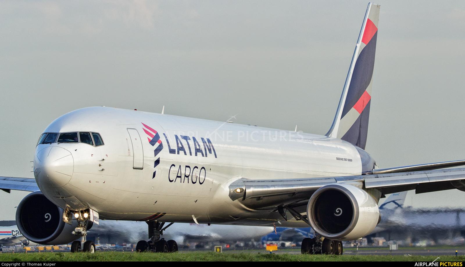 LATAM Cargo N534LA aircraft at Amsterdam - Schiphol