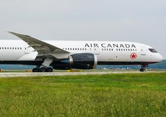 C-FVLU - Air Canada Boeing 787-9 Dreamliner