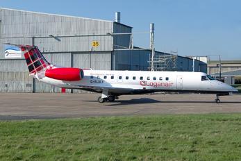 G-RJXJ - Loganair Embraer ERJ-135